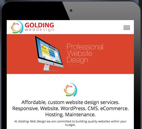 Golding Web Design
